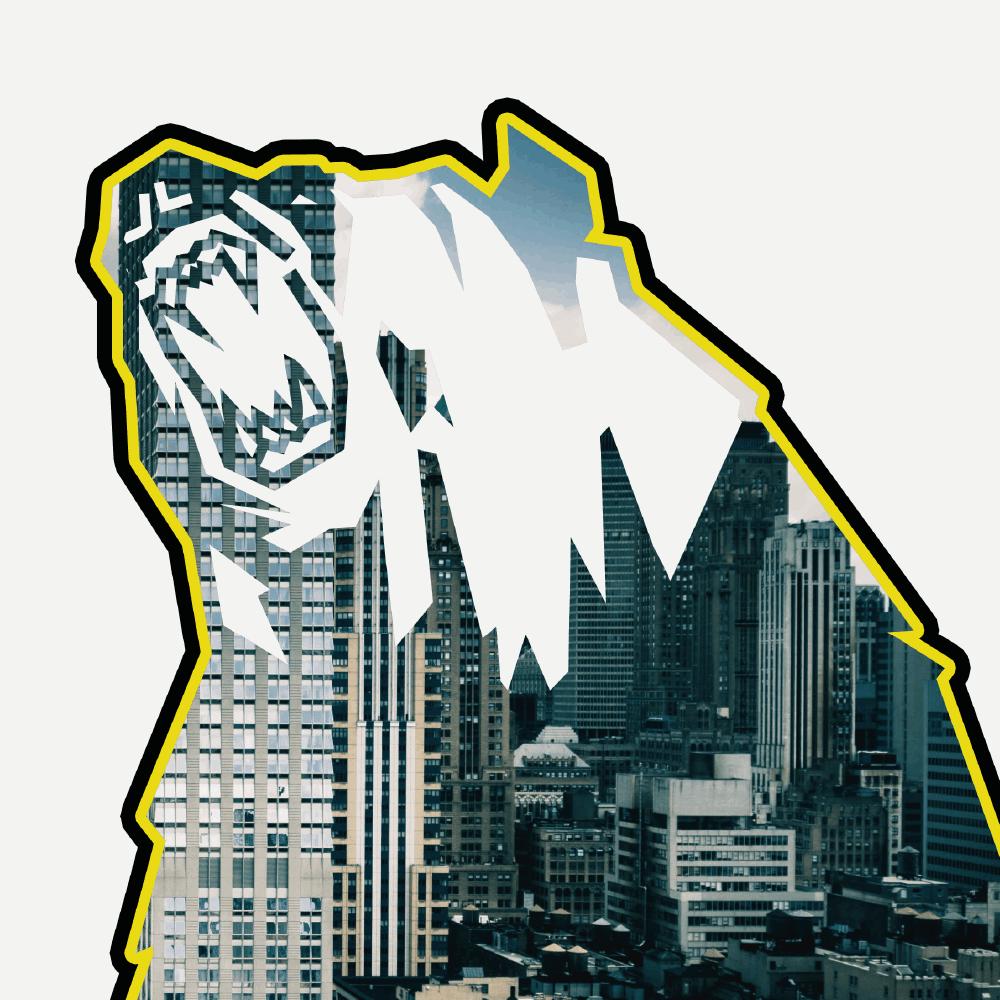 Poster – Urso Urbano