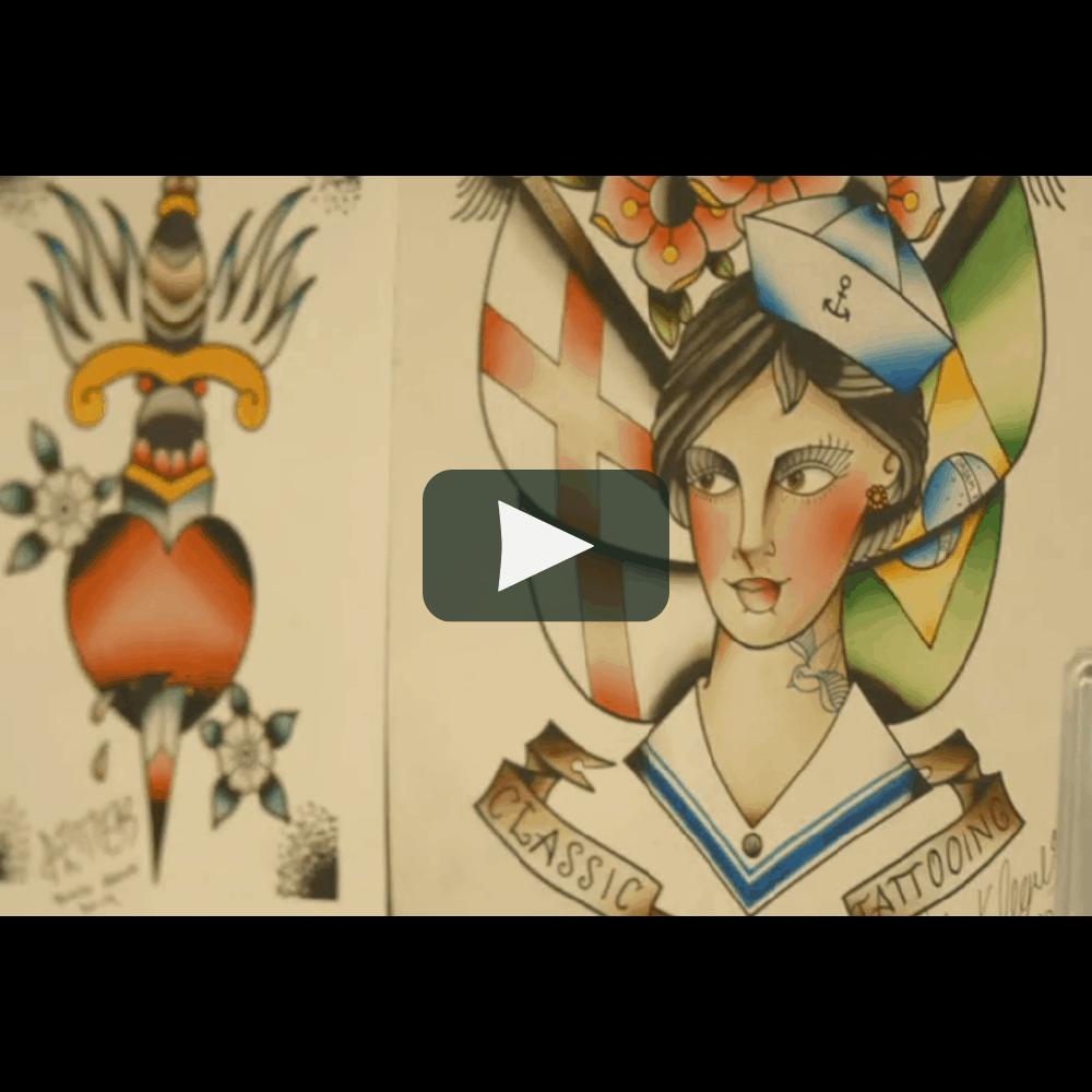 Video – Edu Tattoo