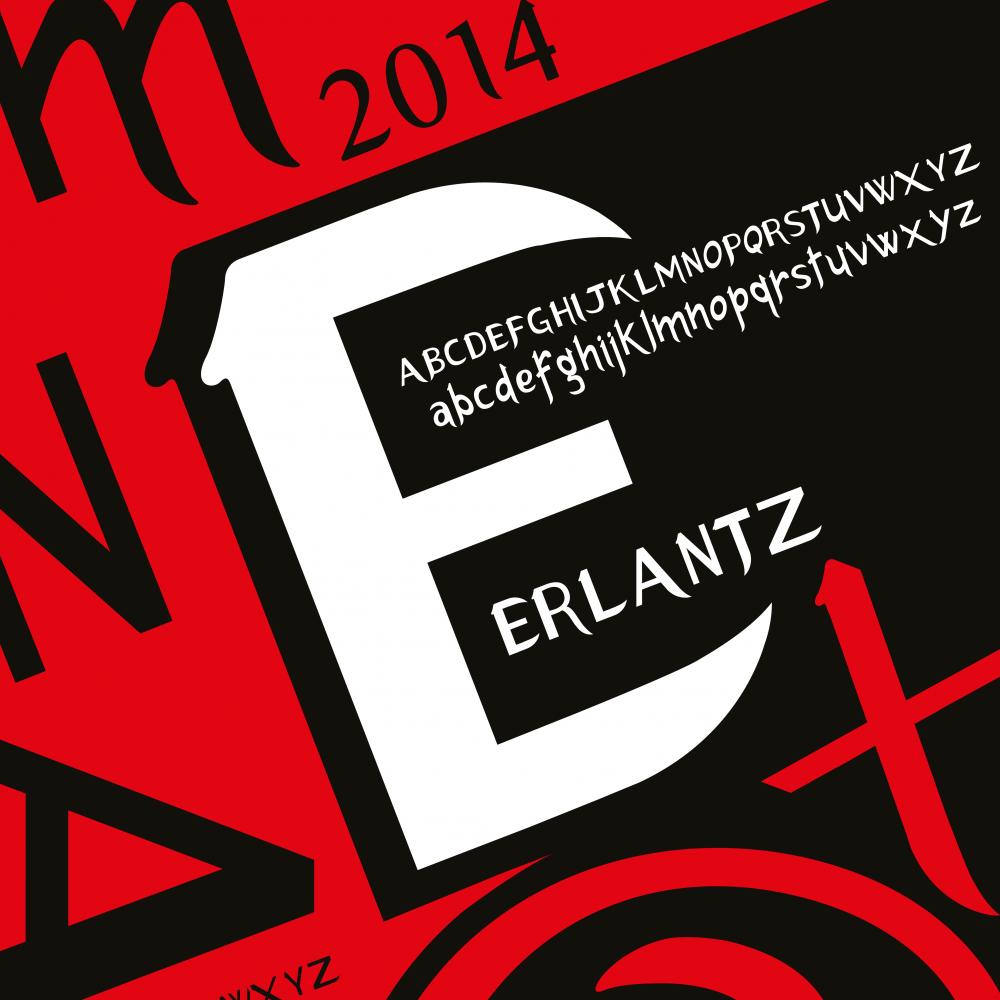 Tipografia – Erlantz