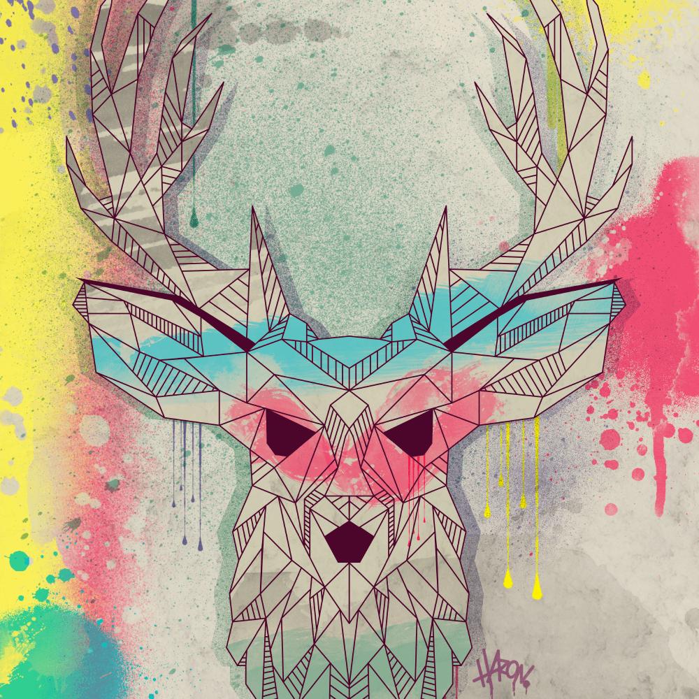 Poster – My Deer
