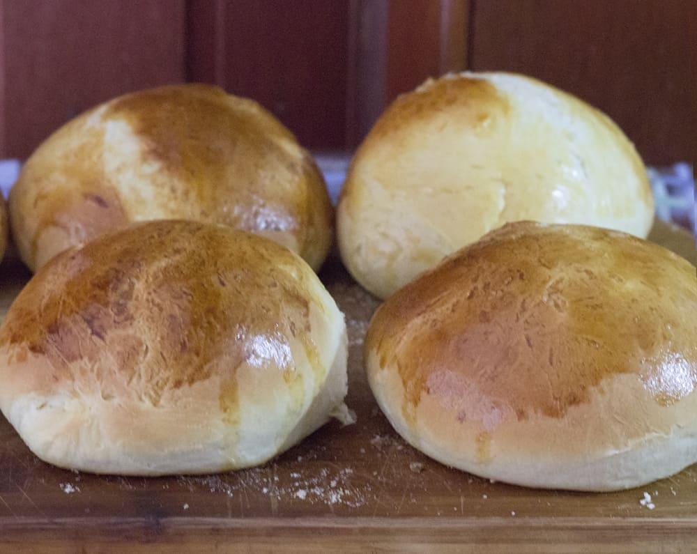 pão de hambúguer
