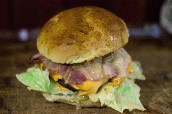 Criatividade na cozinha – Hambúrguer