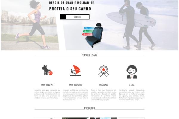E-commerce Capa Sport